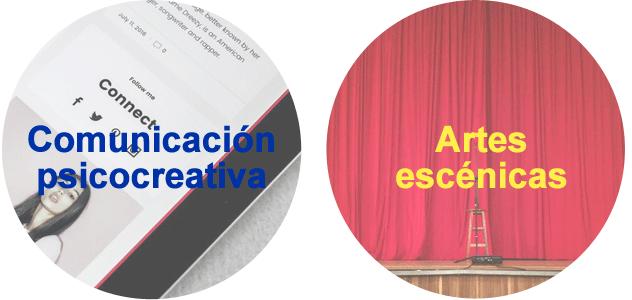 Comunicación psicocreativa y artes escénicas